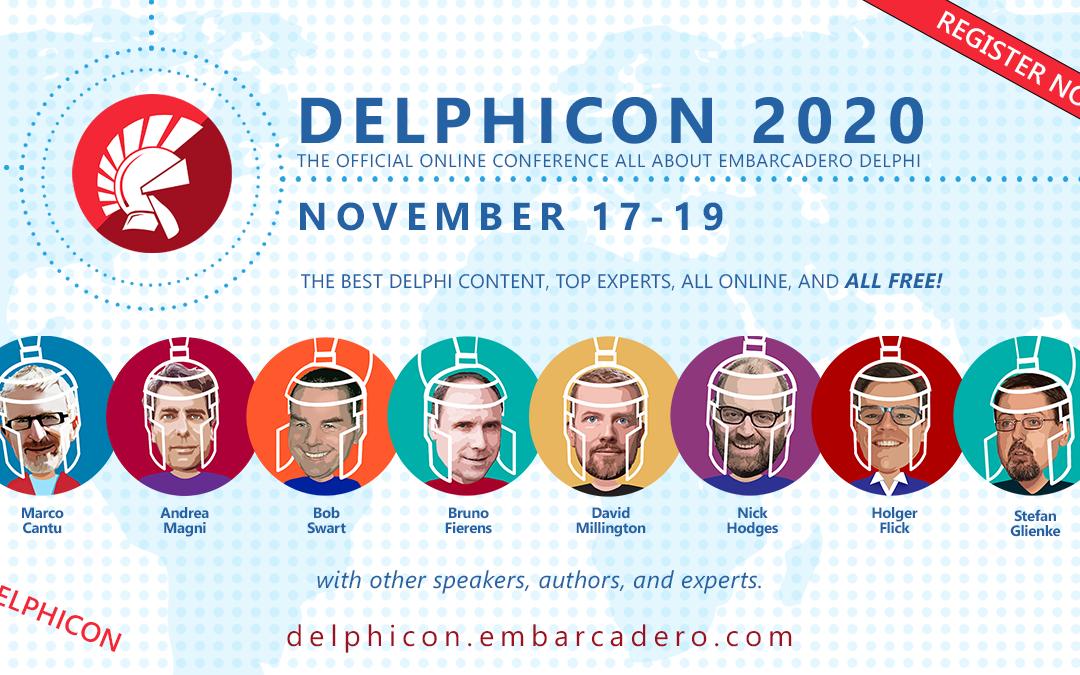 DELPHICON 2020